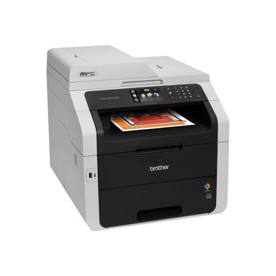 Imprimante laser multifonction MULTIFUNZIONE LED CON RADF  SCHEDE DI RETE E WIRELESS  DISPLAY TOUCH  SCREEN.