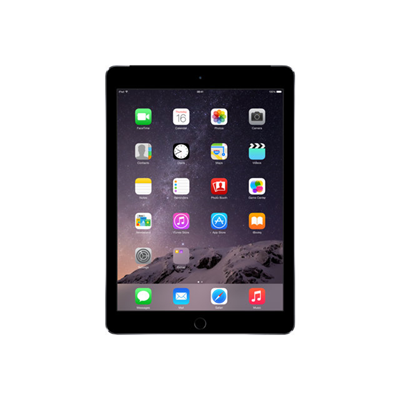 Apple - £IPAD AIR 2 WI-FI CEL 128GB SP GRAY