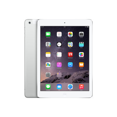 Apple - £IPAD AIR 2 WI-FI CEL 128GB SILVER