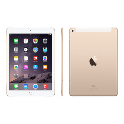 Apple - £IPAD AIR 2 WI-FI CEL 128GB GOLD