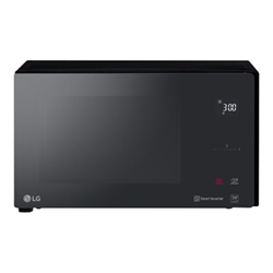 Micro ondes LG NeoChef MH6595DPS - Four micro-ondes grill - pose libre - 25 litres - 1150 Watt - noir fumée