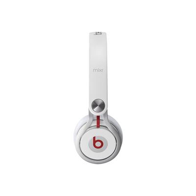 Beats - MIXR ON-E HPHONE -WHITE