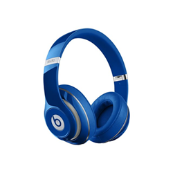 "Beats Studio - Casque avec micro - pleine taille - sans fil - Bluetooth - Suppresseur de bruit actif - bleu - pour Apple 12.9"" iPad Pro; 9.7"" iPad Pro; iPad (3rd generation); iPad 1; 2; iPad Air; iPad Air 2; iPad mini; iPad mini 2; 3; 4; iPad with Retina display; iPhone 3G, 3GS, 4, 4S, 5, 5c, 5s, 6, 6 Plus, 6s, 6s Plus, SE; iPod (4G, 5G); iPod classic; iPod mini; iPod nano; iPod shuffle; iPod touch"