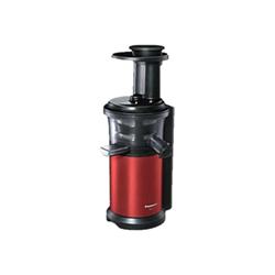 Centrifugeuse Panasonic MJ-L500RXE - Centrifugeuse - 150 Watt - Inox / rouge