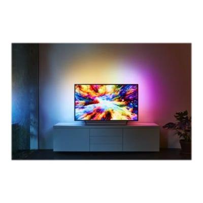 Philips - LED 65 4K AMBIL. 4HDMI 2USB HEVC DV