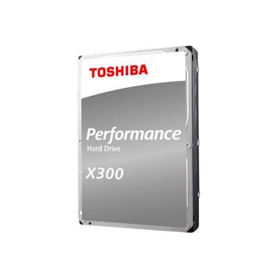 Toshiba - TOSHIBA X300 PERFORMANCE - HDD - 5