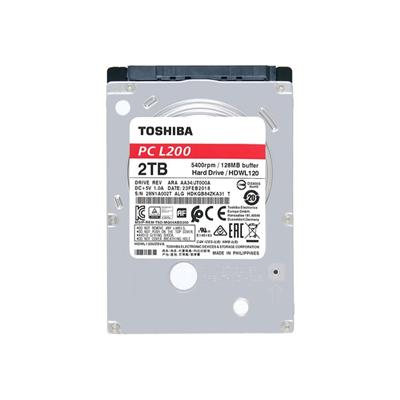 Toshiba - TOSHIBA L200 LAPTOP PC - HDD - 2 TB