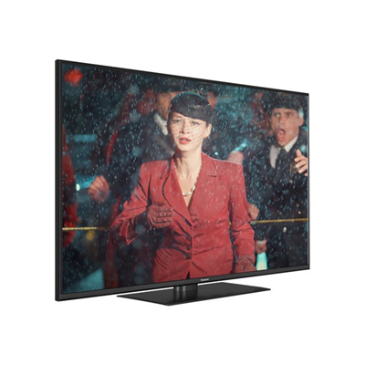 Panasonic - LED 55  4K 2HDMI 2USB HEVC DVBS2 SM