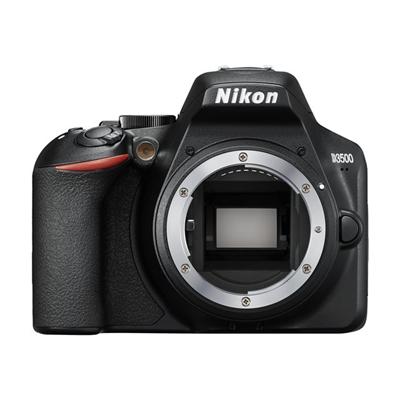 Fotocamera reflex Nikon - D3500 NIKKOR AF-P 18-55 VR   LEXAR