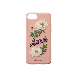 Cover CUSTODIA PATCH AMOUR IPHONE 8/7/6