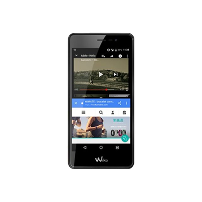 Wiko - WIKO TOMMY2 BLACK DUAL