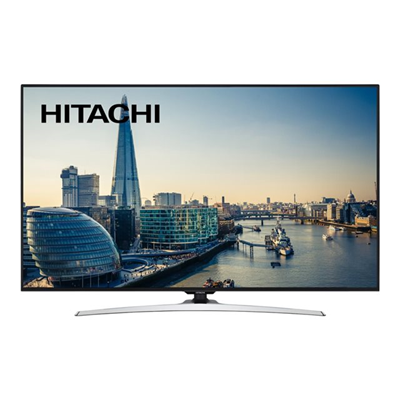Hitachi - TV LED 55 4K 3HDMI 2USB HOTEL DVBS2