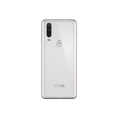 Motorola - MOTOROLA ONE ACTION WHITE