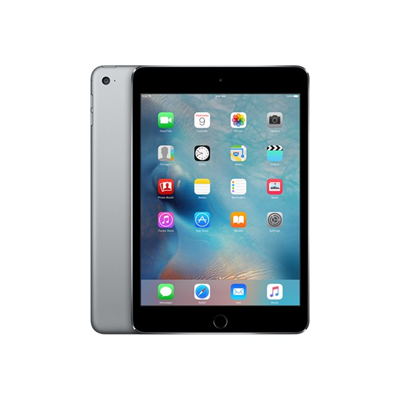 Apple - £IPAD MINI 4 CELL 128GB GRAY