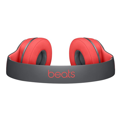 Beats Solo2 Wireless In-Ear Headphones Active Collection - Red