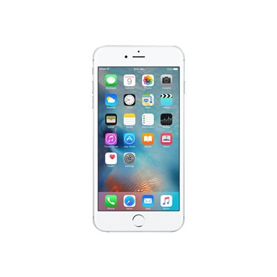Apple - £IPHONE 6S PLUS 128GB SILVER