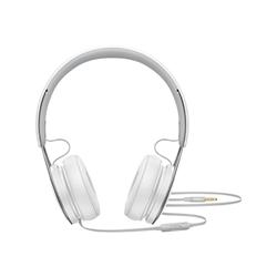 Beats EP - Casque avec micro - sur-oreille - jack 3,5mm - isolation acoustique - blanc - pour 12.9-inch iPad Pro; 9.7-inch iPad Pro; iPad mini 2; 4; iPhone 6s, SE