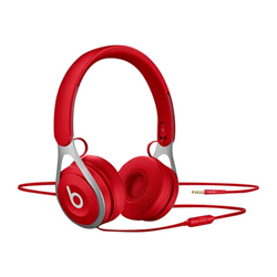 Beats EP - Casque avec micro - sur-oreille - jack 3,5mm - isolation acoustique - rouge - pour 12.9-inch iPad Pro; 9.7-inch iPad Pro; iPad mini 2; 4; iPhone 6s, SE