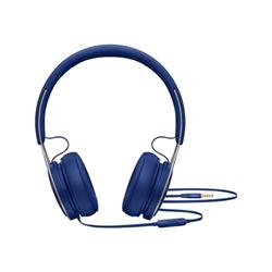 Beats EP - Casque avec micro - sur-oreille - jack 3,5mm - isolation acoustique - bleu - pour 12.9-inch iPad Pro; 9.7-inch iPad Pro; iPad mini 2; 4; iPhone 6s, SE