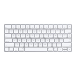 Clavier Apple Magic Keyboard - Clavier - Bluetooth - anglais - Etats-Unis