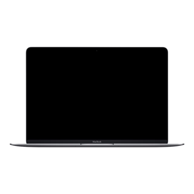 Apple - £MACBOOK 12 1.1GHZ 256GB - SP GREY