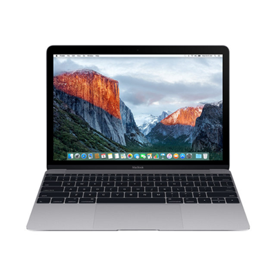 Apple - £MACBOOK 12 1.2GHZ 512GB - SP GREY