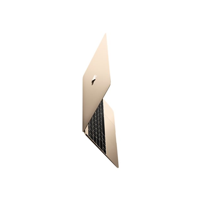 Apple - £MACBOOK 12 1.1GHZ 256GB - GOLD