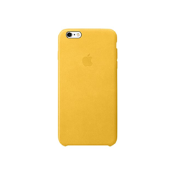 Foto Cover  MMM22ZM/A  per  iPhone 6/6S Pelle Giallo Apple