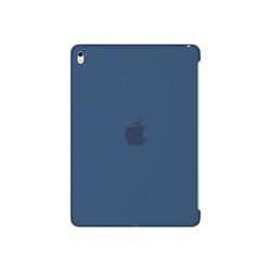 Foto Cover  MN2F2ZM/A per iPad Pro 9.7 Silicone Blu Apple
