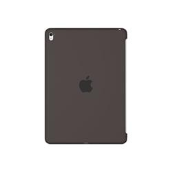 Coque Apple - Coque de protection pour tablette - silicone - cacao - pour 9.7-inch iPad Pro