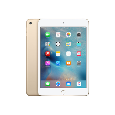 Tablette tactile iPad mini 4 Wi-Fi   Cellular 32GB - Gold