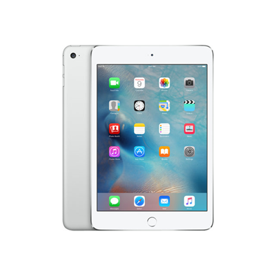 Apple - £IPAD MINI 4 WI-FI 32GB - SILVER