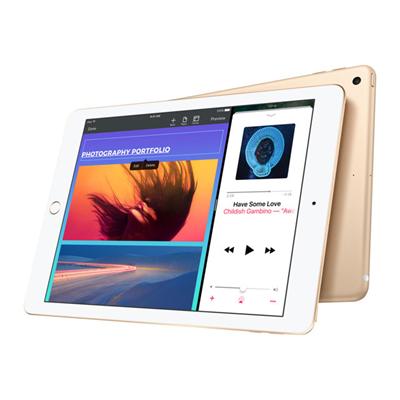 Apple - £IPAD WI-FI 32GB GOLD