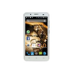"Smartphone MEDIACOM PhonePad Duo G511 - Smartphone - double SIM - 4G LTE - 8 Go - microSDHC slot - GSM - 5"" - 854 x 480 pixels - IPS - 5 MP (caméra avant de 2 mégapixels) - Android - gris"