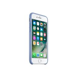 Miglior prezzo Cover MQ0J2ZM/A per iPhone 7 Silicone Azzurro -