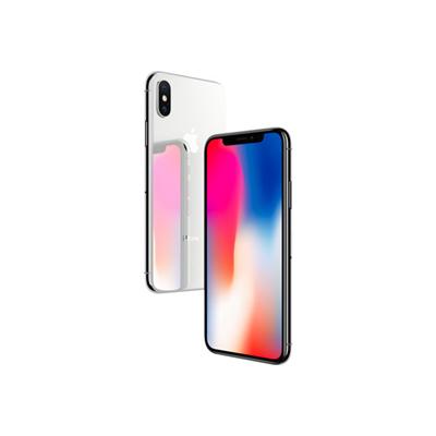 Apple - £IPHONE X 256GB SILVER