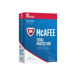 Software McAfee - Mcafee total protection 2017 - box