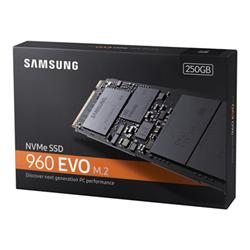 Hard disk interno Samsung - Ssd 960 evo