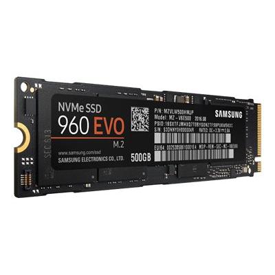 Samsung - SSD 960 EVO BASIC 500GB 2.5P PCIE