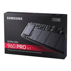 Hard disk interno Samsung - Ssd 960 pro