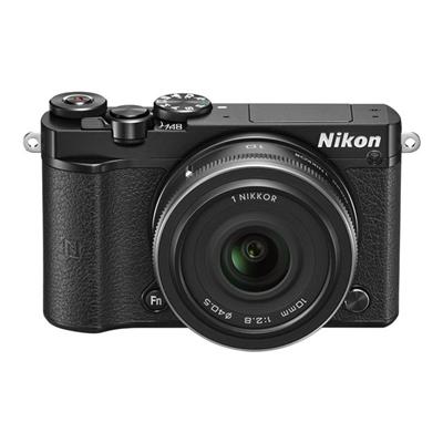 Nikon - $NI J5 KIT 10-30MM +SD 16GB BLACK