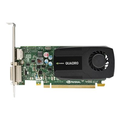 HP - NVIDIA QUADRO K420 2GB