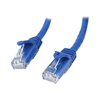 Cavo rete, MP3 e fotocamere Startech - 7m blue snagless cat6 utp patch