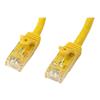 Cavo rete, MP3 e fotocamere Startech - 7m cat 6 yellow snagless