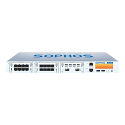 Firewall Sophos XG 450 - Dispositif de sécurité - avec 3 ans EnterpriseProtect - 8 ports - GigE - 1U - rack-montable