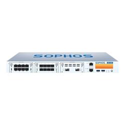Firewall Sophos XG 450 - Dispositif de sécurité - avec 3 ans EnterpriseProtect - 8 ports - 10Mb LAN, 100Mb LAN, GigE - 1U - rack-montable