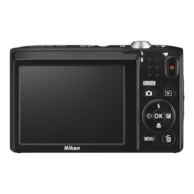 Nikon - NI COOLPIX A100 SILVER