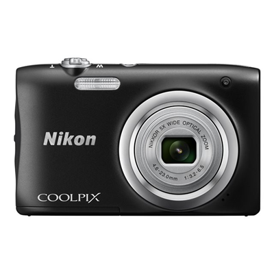 Nikon - NI COOLPIX A100 BLACK