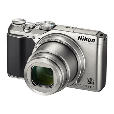 Nikon - !NI COOLPIX A900 SILVER