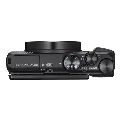 Nikon - !NI COOLPIX A900 NERA